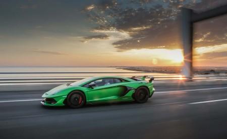 2019 Lamborghini Aventador SVJ Side Wallpapers 450x275 (52)