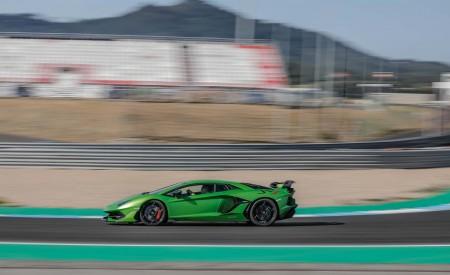 2019 Lamborghini Aventador SVJ Side Wallpapers 450x275 (43)