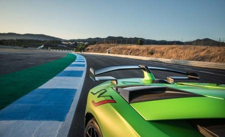 2019 Lamborghini Aventador SVJ Spoiler Wallpaper 450x275 (69)