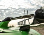 2019 Lamborghini Aventador SVJ Spoiler Wallpapers 150x120