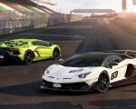 2019 Lamborghini Aventador SVJ Wallpapers 150x120