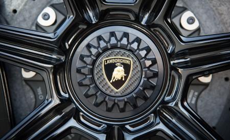 2019 Lamborghini Aventador SVJ Wheel Wallpaper 450x275 (104)