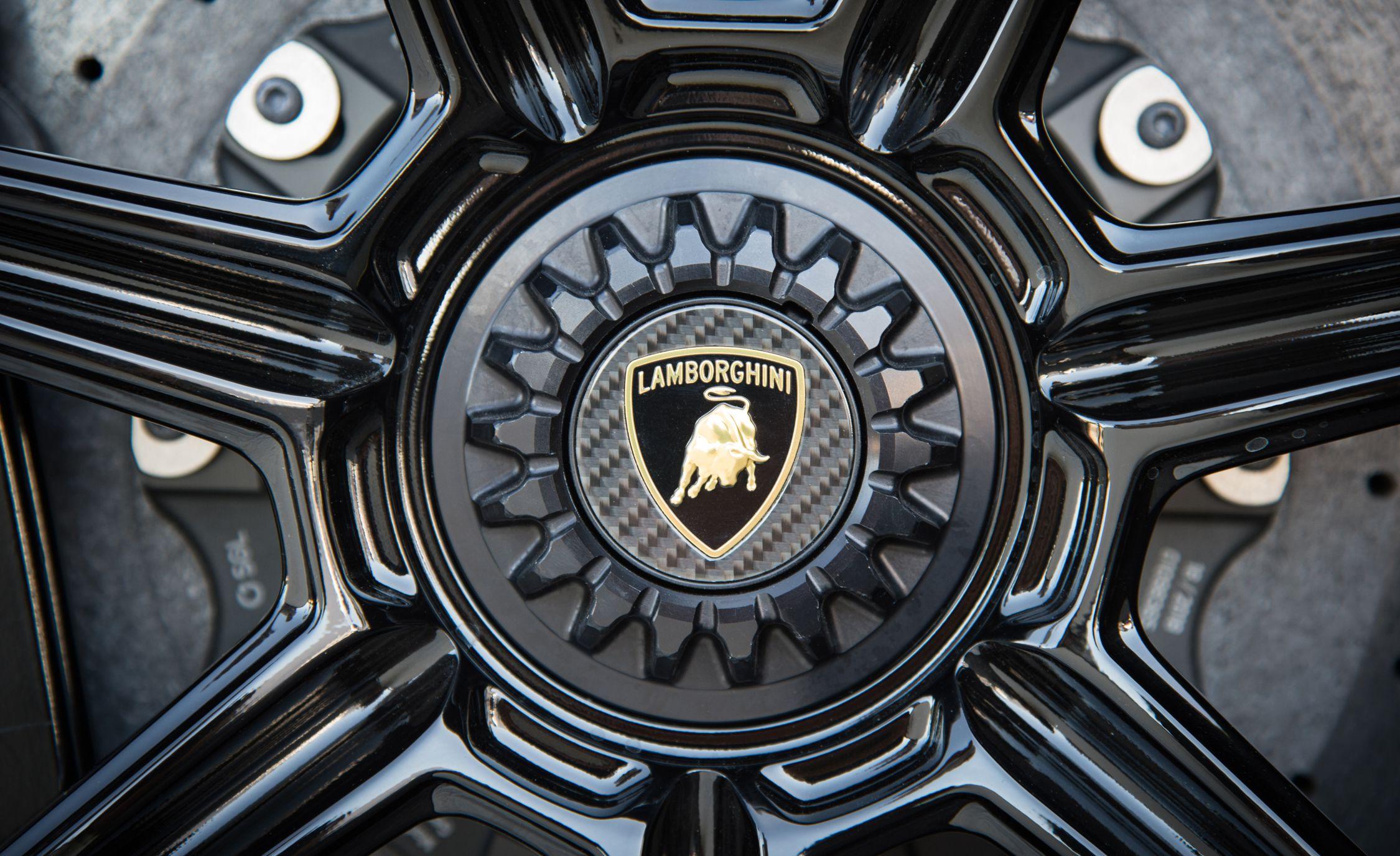 2019 Lamborghini Aventador SVJ Wheel Wallpaper (15)
