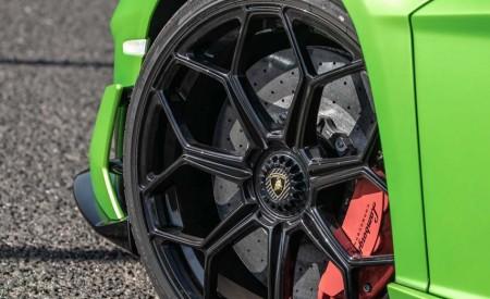 2019 Lamborghini Aventador SVJ Wheel Wallpaper 450x275 (67)
