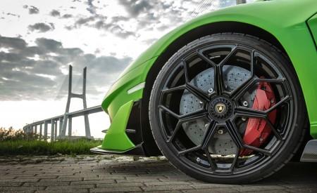 2019 Lamborghini Aventador SVJ Wheel Wallpaper 450x275 (66)