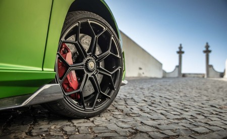 2019 Lamborghini Aventador SVJ Wheel Wallpaper 450x275 (65)
