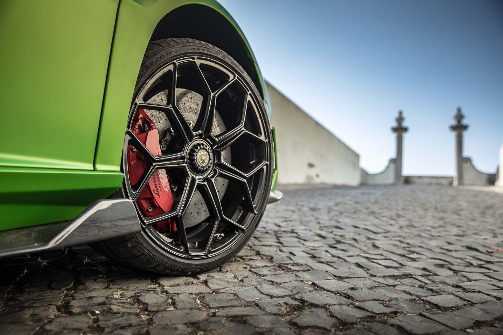 2019 Lamborghini Aventador SVJ Wheel Wallpapers #65 of 241