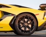 2019 Lamborghini Aventador SVJ Wheel Wallpapers 150x120