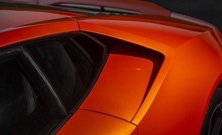 2019 Lamborghini Huracán EVO (Color: Orange) Detail Wallpapers 450x275 (48)