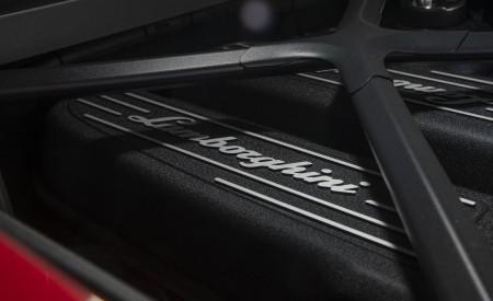 2019 Lamborghini Huracán EVO (Color: Orange) Engine Wallpapers 450x275 (50)