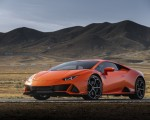 2019 Lamborghini Huracán EVO (Color: Orange) Front Three-Quarter Wallpapers 150x120 (32)