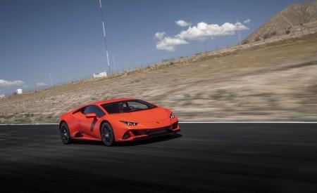 2019 Lamborghini Huracán EVO (Color: Orange) Front Three-Quarter Wallpapers 450x275 (21)