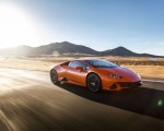2019 Lamborghini Huracán EVO (Color: Orange) Front Three-Quarter Wallpapers 150x120 (20)