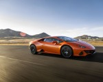 2019 Lamborghini Huracán EVO (Color: Orange) Front Three-Quarter Wallpapers 150x120 (19)
