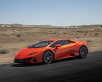 2019 Lamborghini Huracán EVO (Color: Orange) Front Three-Quarter Wallpapers 150x120 (5)