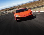 2019 Lamborghini Huracán EVO (Color: Orange) Front Wallpapers 150x120 (3)