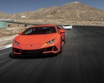2019 Lamborghini Huracán EVO (Color: Orange) Front Wallpapers 150x120 (2)