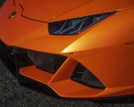 2019 Lamborghini Huracán EVO (Color: Orange) Headlight Wallpapers 150x120 (42)