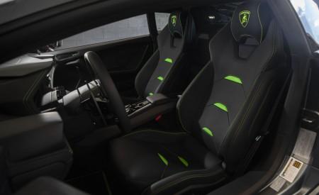 2019 Lamborghini Huracán EVO (Color: Orange) Interior Cockpit Wallpapers 450x275 (52)