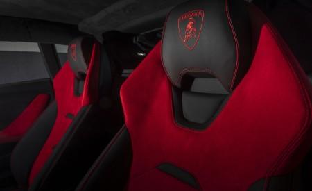 2019 Lamborghini Huracán EVO (Color: Orange) Interior Front Seats Wallpapers 450x275 (57)