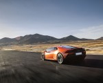2019 Lamborghini Huracán EVO (Color: Orange) Rear Three-Quarter Wallpapers 150x120 (25)
