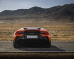 2019 Lamborghini Huracán EVO (Color: Orange) Rear Wallpapers 150x120 (35)