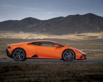 2019 Lamborghini Huracán EVO (Color: Orange) Side Wallpapers 150x120 (36)