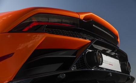 2019 Lamborghini Huracán EVO (Color: Orange) Spoiler Wallpapers 450x275 (40)