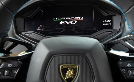 2019 Lamborghini Huracán EVO Digital Instrument Cluster Wallpapers 450x275 (75)
