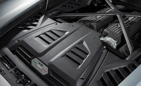 2019 Lamborghini Huracán EVO Engine Wallpapers 450x275 (78)