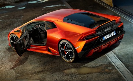 2019 Lamborghini Huracán EVO Front Wallpapers 450x275 (159)
