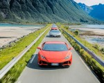 2019 Lamborghini Huracán EVO Front Wallpapers 150x120 (2)