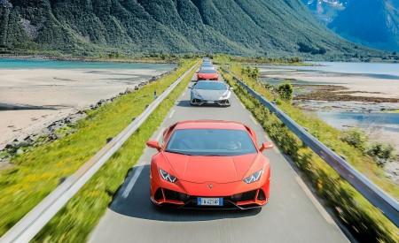 2019 Lamborghini Huracán EVO Front Wallpapers 450x275 (2)