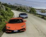 2019 Lamborghini Huracán EVO Front Wallpapers 150x120 (4)