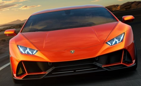 2019 Lamborghini Huracán EVO Front Wallpapers 450x275 (97)