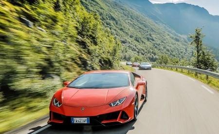 2019 Lamborghini Huracán EVO Front Wallpapers 450x275 (5)