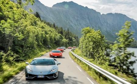 2019 Lamborghini Huracán EVO Front Wallpapers 450x275 (73)