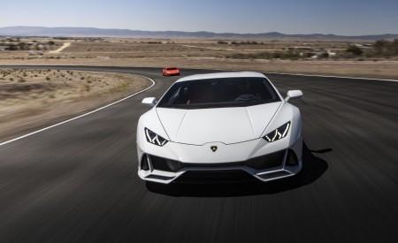 2019 Lamborghini Huracán EVO Front Wallpapers 450x275 (10)