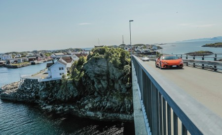 2019 Lamborghini Huracán EVO Front Wallpapers 450x275 (76)