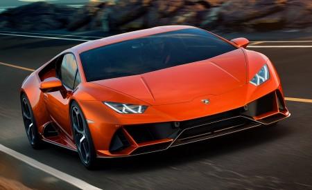 2019 Lamborghini Huracán EVO Front Wallpapers 450x275 (80)