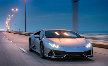 2019 Lamborghini Huracán EVO Front Wallpapers 450x275 (122)