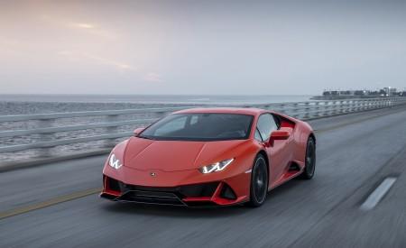 2019 Lamborghini Huracán EVO Front Wallpapers 450x275 (43)