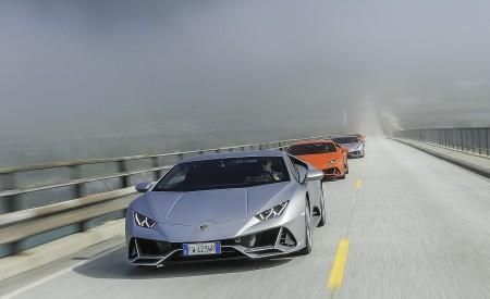 2019 Lamborghini Huracán EVO Front Wallpapers 450x275 (23)