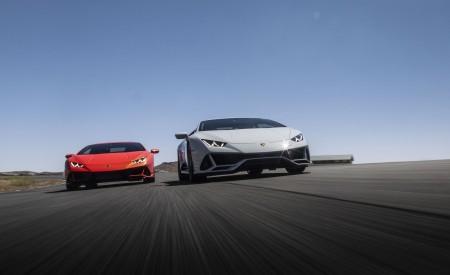 2019 Lamborghini Huracán EVO Front Wallpapers 450x275 (8)