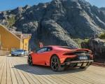 2019 Lamborghini Huracán EVO Rear Three-Quarter Wallpapers 150x120 (25)