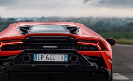 2019 Lamborghini Huracán EVO Rear Wallpapers 450x275 (94)