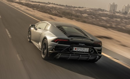 2019 Lamborghini Huracán EVO Rear Wallpapers 450x275 (64)