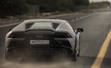 2019 Lamborghini Huracán EVO Rear Wallpapers 450x275 (52)