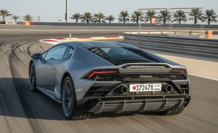 2019 Lamborghini Huracán EVO Rear Wallpapers 450x275 (60)