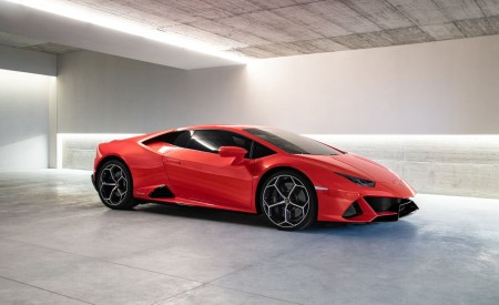 2019 Lamborghini Huracán EVO Side Wallpapers 450x275 (87)